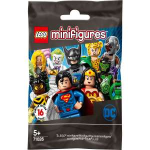 LEGO Minifigures 71026 DC Super Heroes Series £1.75 @ Argos (£3.95 Delivery)