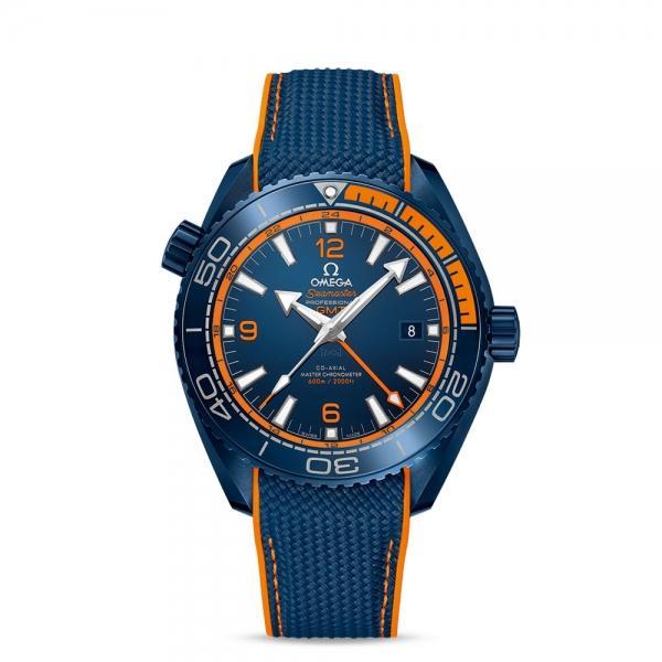 Omega Seamaster Planet Ocean 600m 'big Blue' 45.5MM Watch £5424 @ burrells