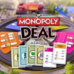 Monopoly Deal (PS4) £2.49 @ Playstation Network
