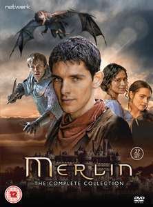 Merlin: The Complete Collection DVD Set £36 @ Networkonair