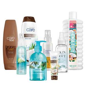 Avon summer bundle £13 delivered