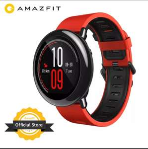 Xiaomi (Huami) Amazfit Pace GPS Smartwatch - £53.99 Delivered @ Amazfit Official Store Aliexpress
