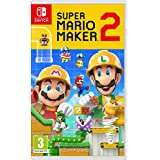 Super Mario Maker 2 Nintendo Switch 'Used - Acceptable' £29.99 @ Amazon Warehouse