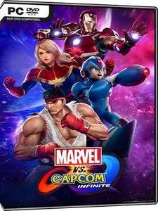 Marvel vs Capcom Infinite: Standard Edition PC STEAM EU KEY £4.06 @ MMOGA