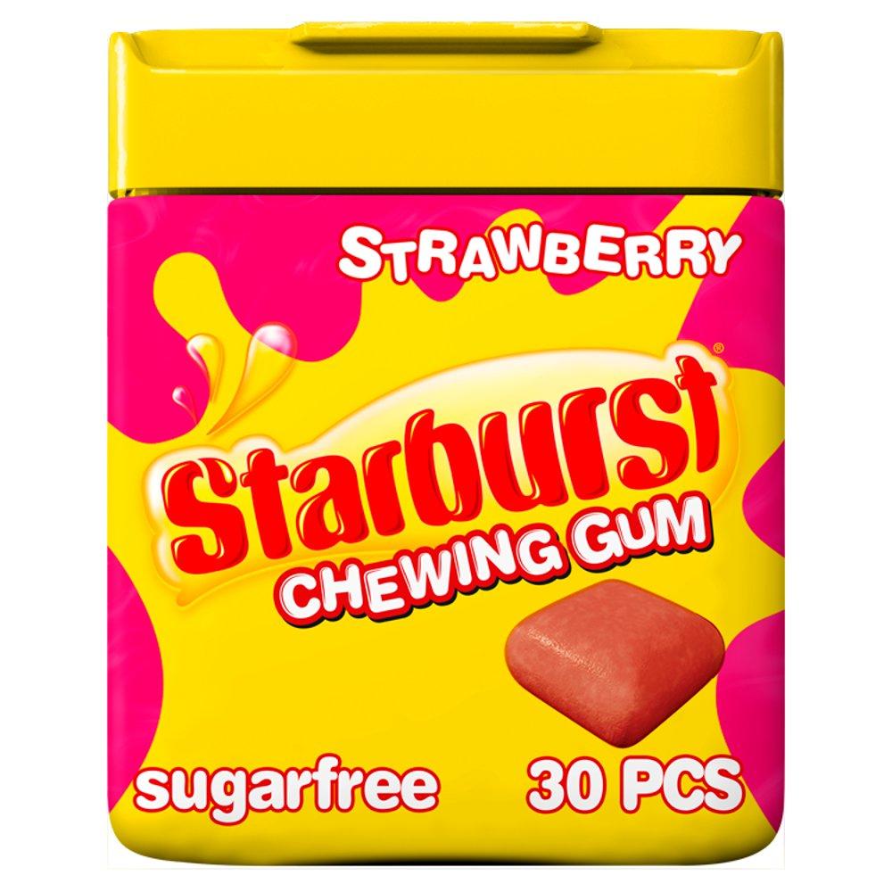 Starburst strawberry chewing gum £0.79 @ B&M (Wellingborough)
