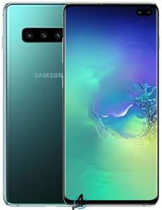 Samsung Galaxy S10 Plus Green/Black 128GB Good Condition Refurbished Smartphone - £359 / S10 £329 @ 4Gadgets