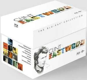 Clint Eastwood: The Collection (Box Set) [Blu-ray] - £14.99 @ zoomonline / eBay