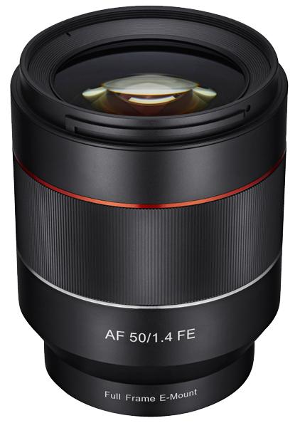 Samyang 50mm F1.4 Sony FE Camera lens - £348 @ CameraWorld