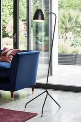 Dakota Floor Lamp in Cream £25 delivered @ Next