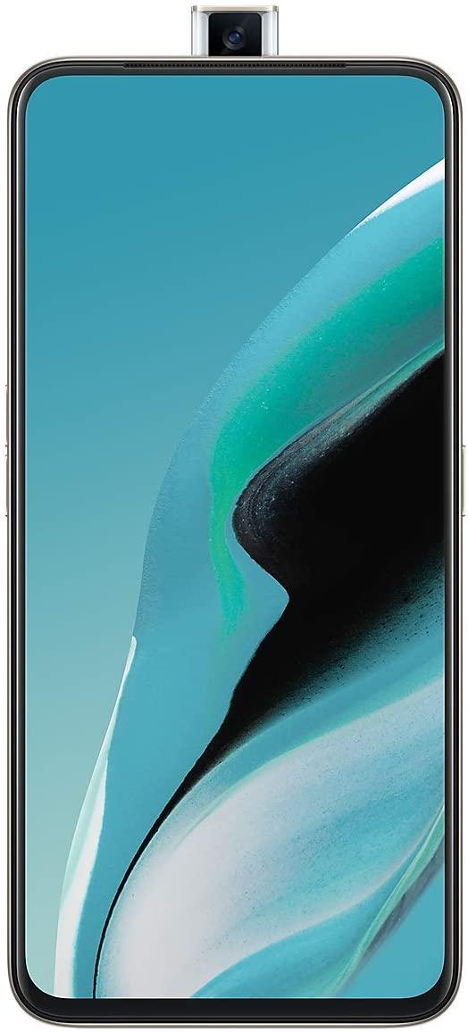 OPPO Reno2 Z 6.5 inch 4000mAh Dual Sim 48MP Ultra Wide Quad Camera Smartphone - Sky White £279 @ Amazon