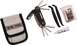 Bicycle Puncture Repair & Tool Kit - S1810 - £3.77 (+£3.59 Postage) @ CPC Farnell