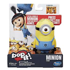 Bop It! Despicable Me 3 only £7.33 plus £4.99 delivery @ The Toy Shop