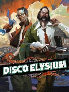 Disco Elysium (PC) - £26.24 (£16.24 with Voucher) @ Epic Store