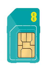 EE Sim only Smart Plan 5G 60gb £27 a month/12mnth (+£190 redeemable cashback + £25 quidco cashback) = £11.16 a month at Affordable Mobiles