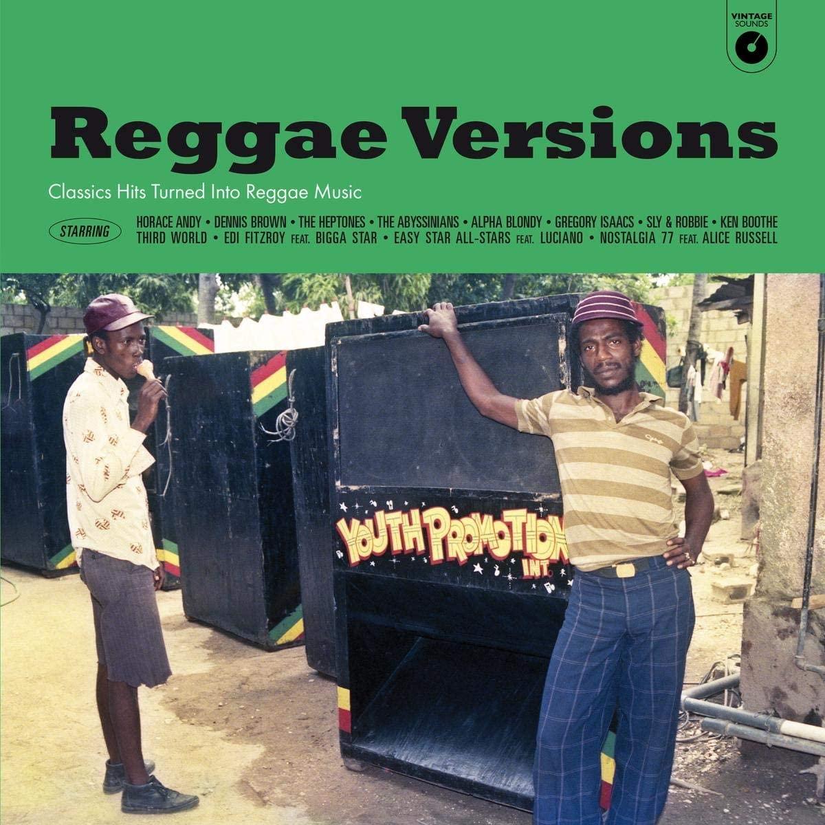 Various Artists - Reggae Versions Vinyl £9.75 Prime / £12.74 non-Prime @ Amazon
