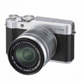 FUJIFILM X-A20 Kit (XC15-45mm Lens) £199 Refurbished At FujiFilm shop