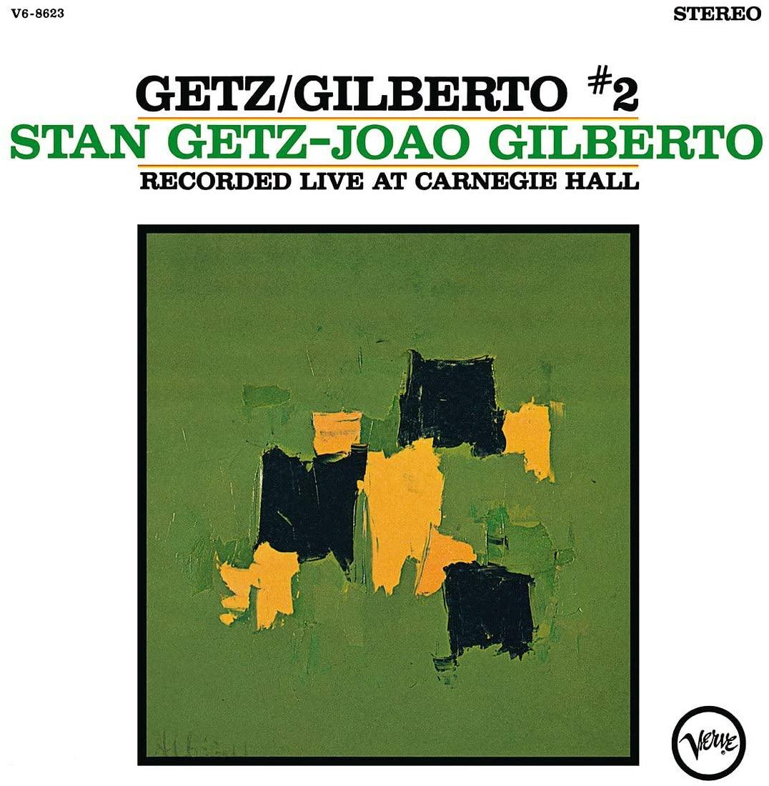 Stan Getz & Joao Gilberto - Getz-Gilberto 2 Vinyl £10.99 Prime / £13.98 non-Prime @ Amazon