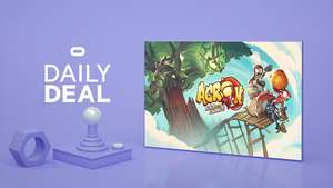Oculus Daily Deal - 30% off Acron: Attack of the Squirrels! at Oculus for £10.49