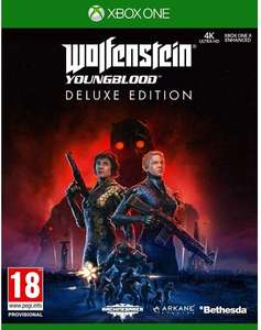 Wolfenstein Youngblood Deluxe Edition (Xbox One) - £9.68 Amazon Prime / £12.67 Non Prime