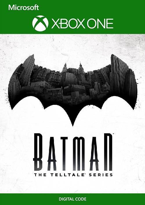 Batman: The Telltale Series - The Complete Season (Xbox One) £6.99 @ CDKeys
