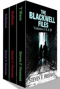 The Blackwell Files (4.2 Star Rated - 3 Books Crime Mystery Series) Kindle Edition now Free @ Amazon