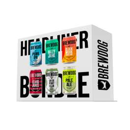48 x cans of Brewdog beers for £48.41 with code @ Brewdog shop