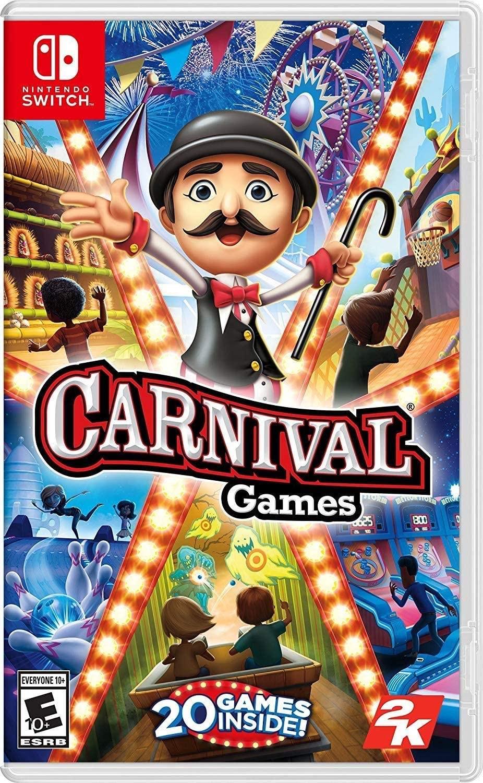Carnival Games | Nintendo Switch £8.74 @ Nintendo eShop