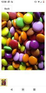 Chocolate Beans 1 Kilo Bag £6.99 Dispatched from and sold by Monmore Confectionery