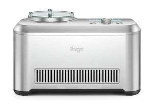 Sage Smart Scoop Ice Cream Maker £269 at Currys PC World