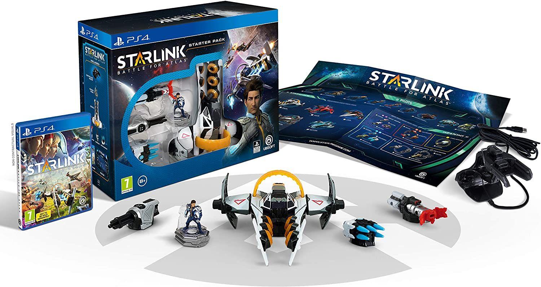 [PS4] Starlink: Battle for Atlas - £7.99 (+£4.49 Non Prime) @ Amazon / Rush Gaming