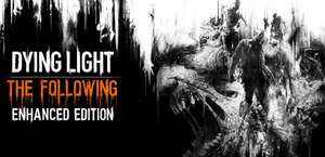 [Steam] Dying Light: The Following Enhanced Edition (PC) - £8.99 @ CDKeys