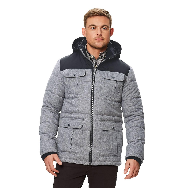 Regatta - Blue 'Arnault' Insulated Hooded Coat £30 delivered at Debenhams