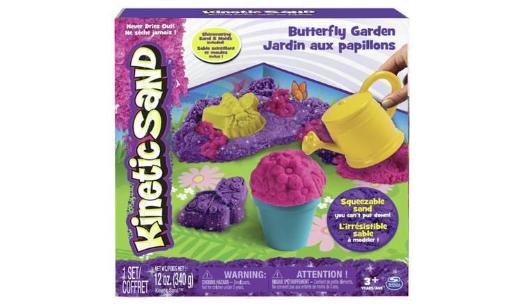 Kinetic Sand Butterfly Garden Set £10.05 + £3.95 del at Argos