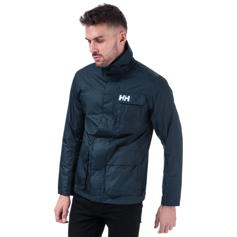 Helly Hansen Mens Urban Utility Jacket (Navy) £49.99 + £3.95 del at Get the label