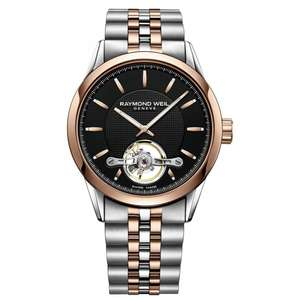 30% off Raymond Weil watches at Wharton Goldsmith