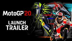 MotoGP 20 on PS4 £27.95 @ The game collection