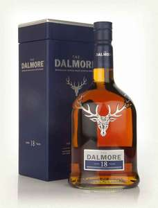 Dalmore 18 Year Old Single Malt Whiskey at Master of Malt for £93.89