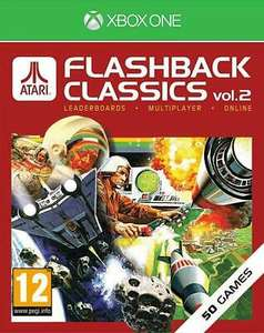 Atari Flashback Classics Collection (XBox One) Vol 2 (Brand New & Sealed) £6.77 Delivered @ GameTrader_Ltd via Ebay