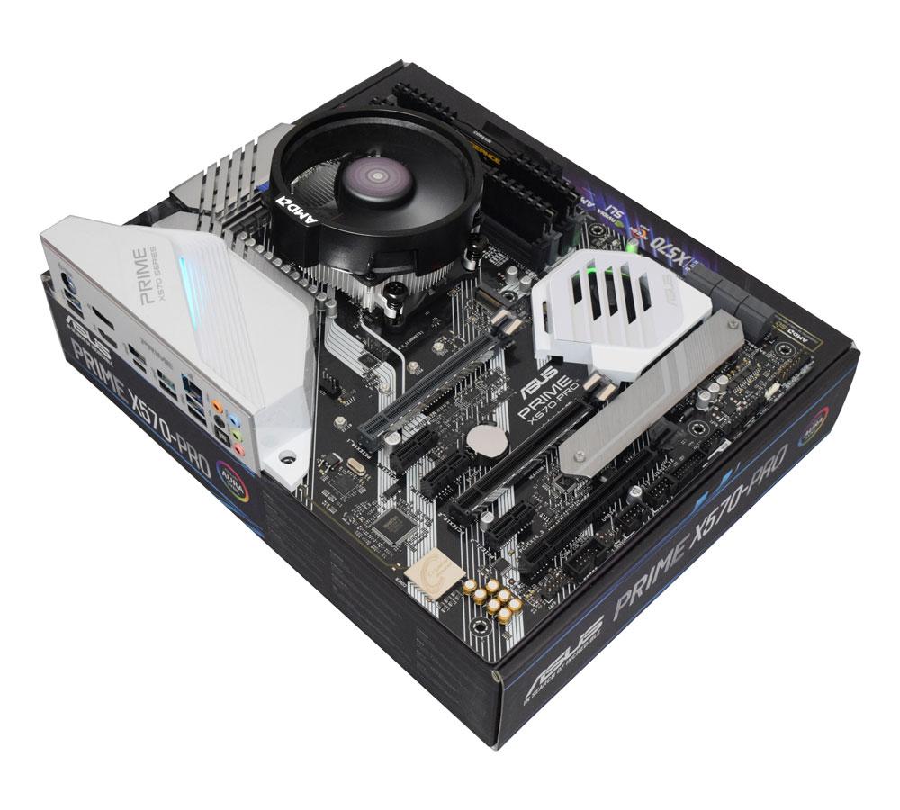 AMD Ryzen 5 3600 Six Core 4.2GHz, Asus PRIME X570-PRO Motherboard CPU Bundle £349.99 at AWD-IT