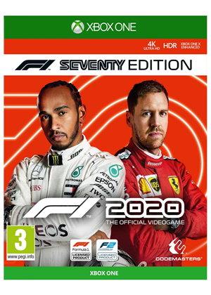 F1 2020 Seventy Edition (Xbox One) £42.85 Base.com