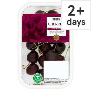 Cherries 200g 79p / Corn On The Cob Twinpack 49p / Baby Jersey Royal Potatoes 450G 45p / Nectarine or Peach 5 Pack 45p @ Tesco