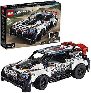 LEGO 42109 Technic CONTROL+ App-Controlled Top Gear Rally Car £82.99 delivered at Amazon