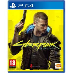 Cyberpunk 2077 PS4 & Xbox One £39.95 delivered at The Game Collection