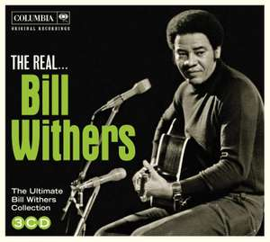 Bill Withers - The Real Bill Withers 3 CD Box Set £3.99 delivered at Base