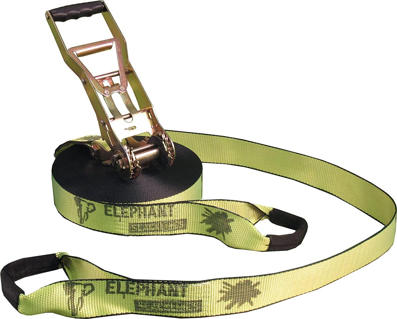 Elephant Slack Line Men's Flash Line Addict-Neon/Yellow, 25 m £42.91 Amazon