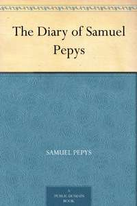 The Diary of Samuel Pepys Kindle Edition free at Amazon