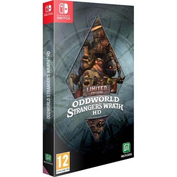 Oddworld: Stranger's Wrath - Limited Edition (Switch) £29.95 Delivered @ Coolshop
