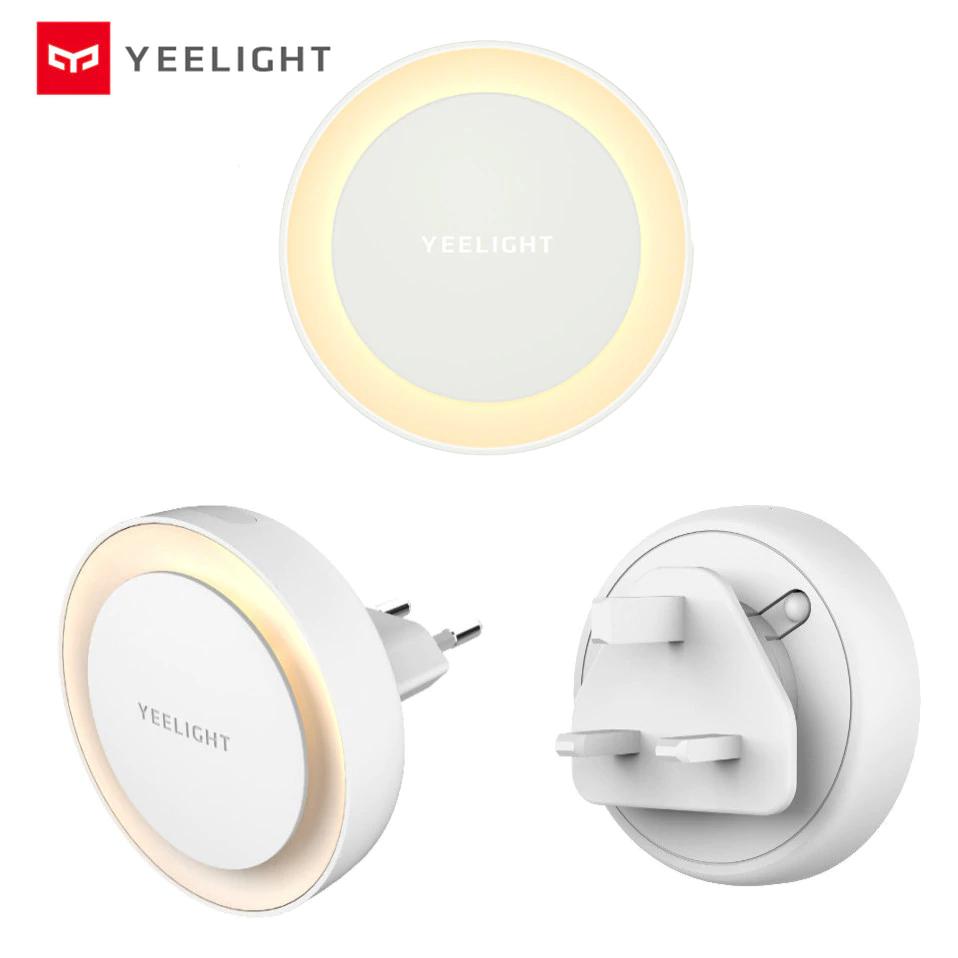Xiaomi Yeelight Night Light (Built In Sensor - UK Version) £4.70 Delivered @ AliExpress Deals / Mi homes store