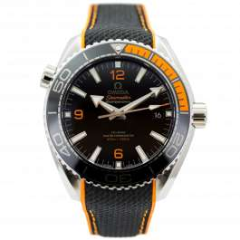 New OMEGA Seamaster Planet Ocean 600M Master Chronometer 43.5 mm watch - £4070 @ Watches of Mayfair