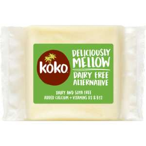 Koko Dairy Free Cheese 200g - 79p at Home Bargains (Shrewsbury)